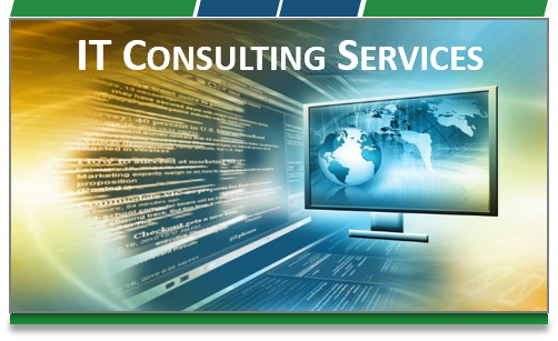 IT Consulting Services Ad