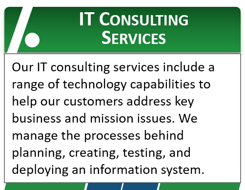 IT Consulting Services Banner